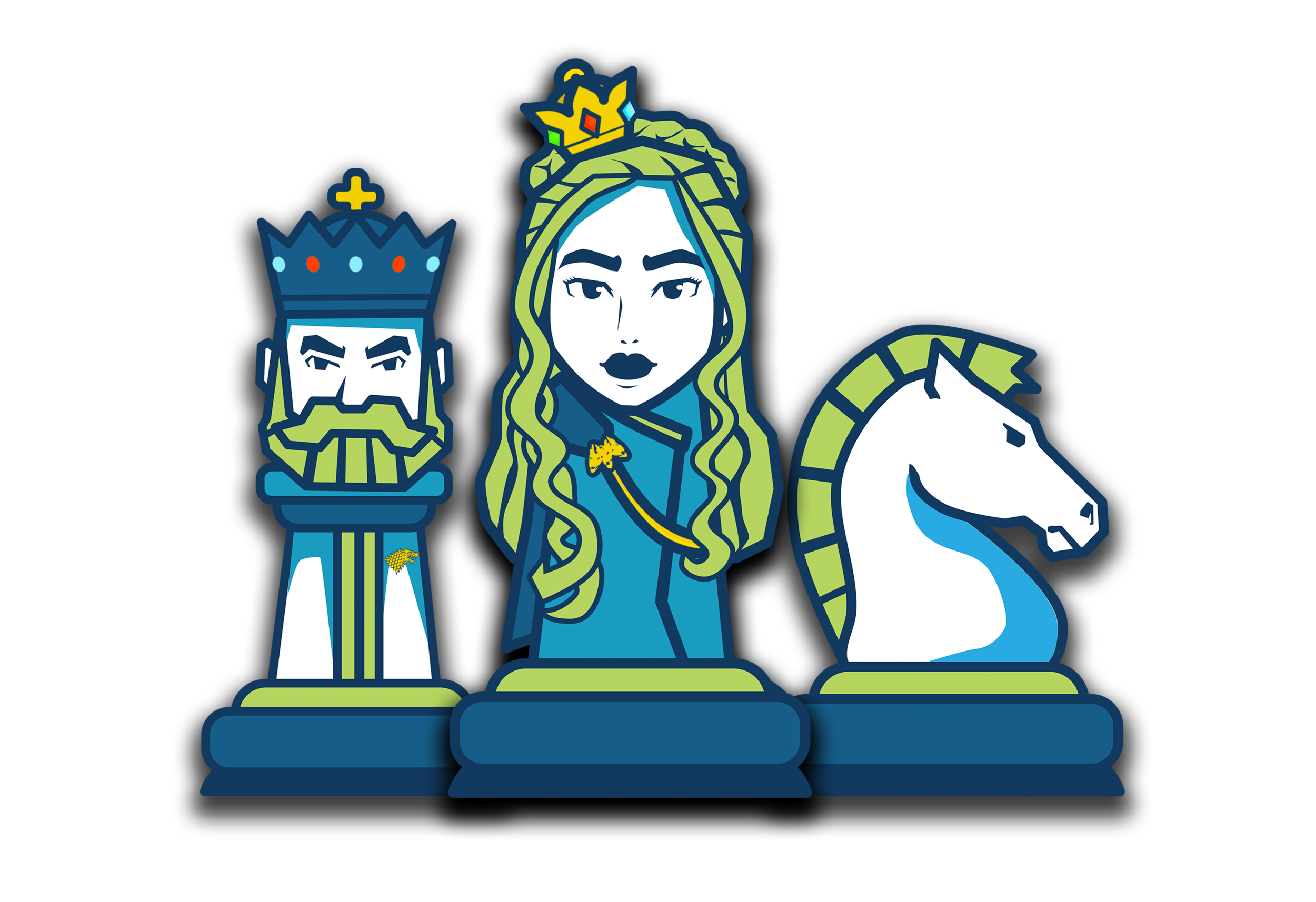 The Nu Level Team King, Queen, Knight | Nu Level Equity | Mortgage Services