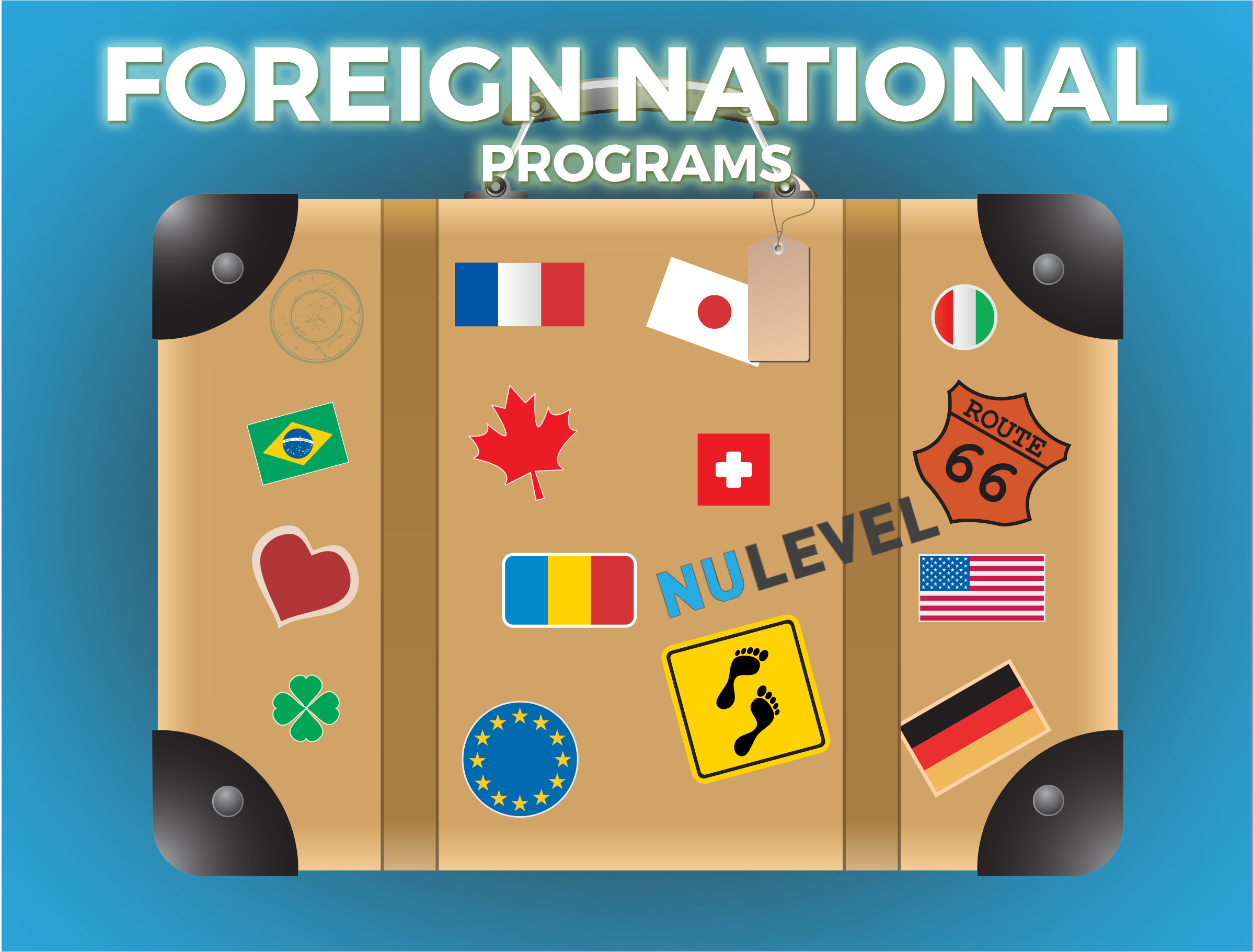Foreign National Programs | Products and Services | Nu Level Equity | Mortgage Services