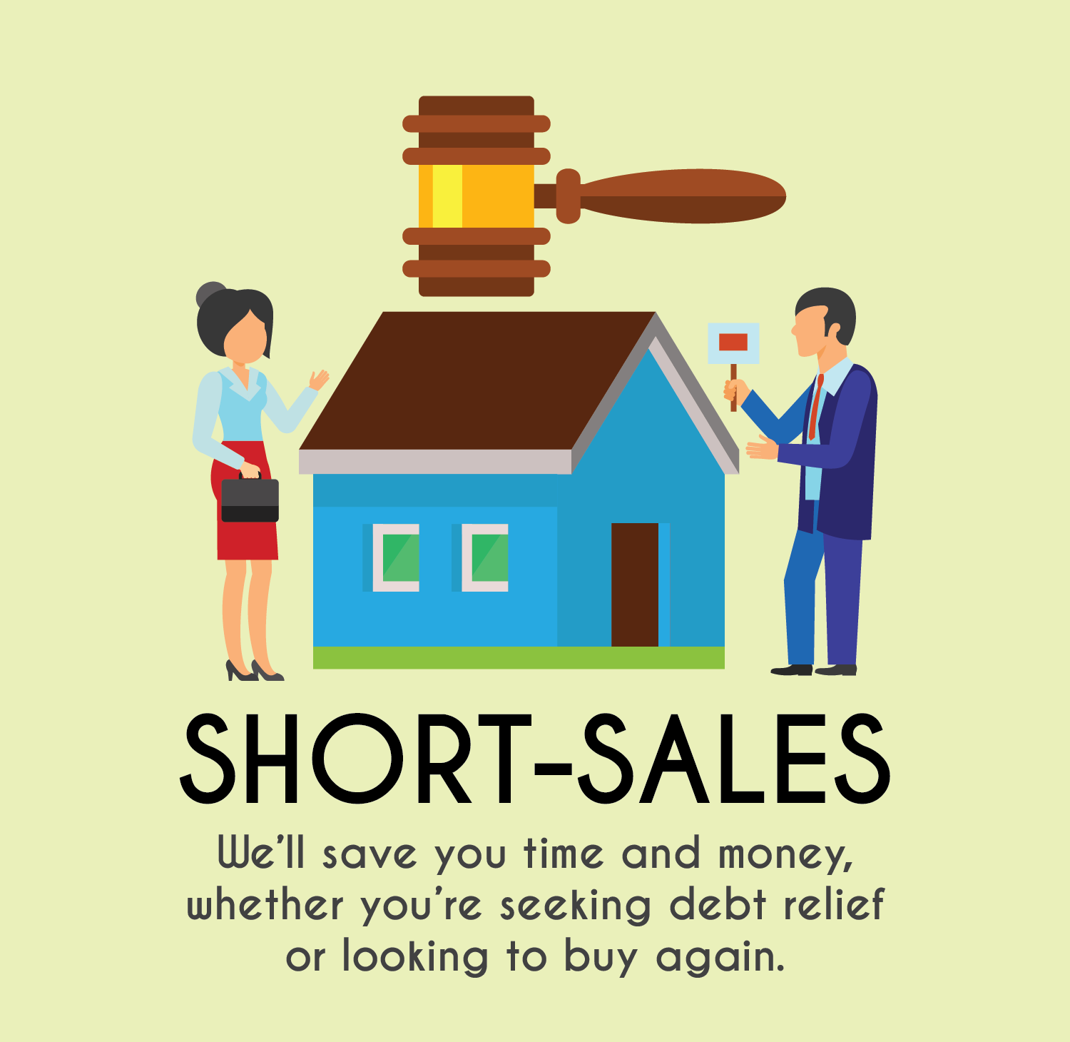 Short-Sales | Products and Services | Nu Level Equity | Mortgage Services