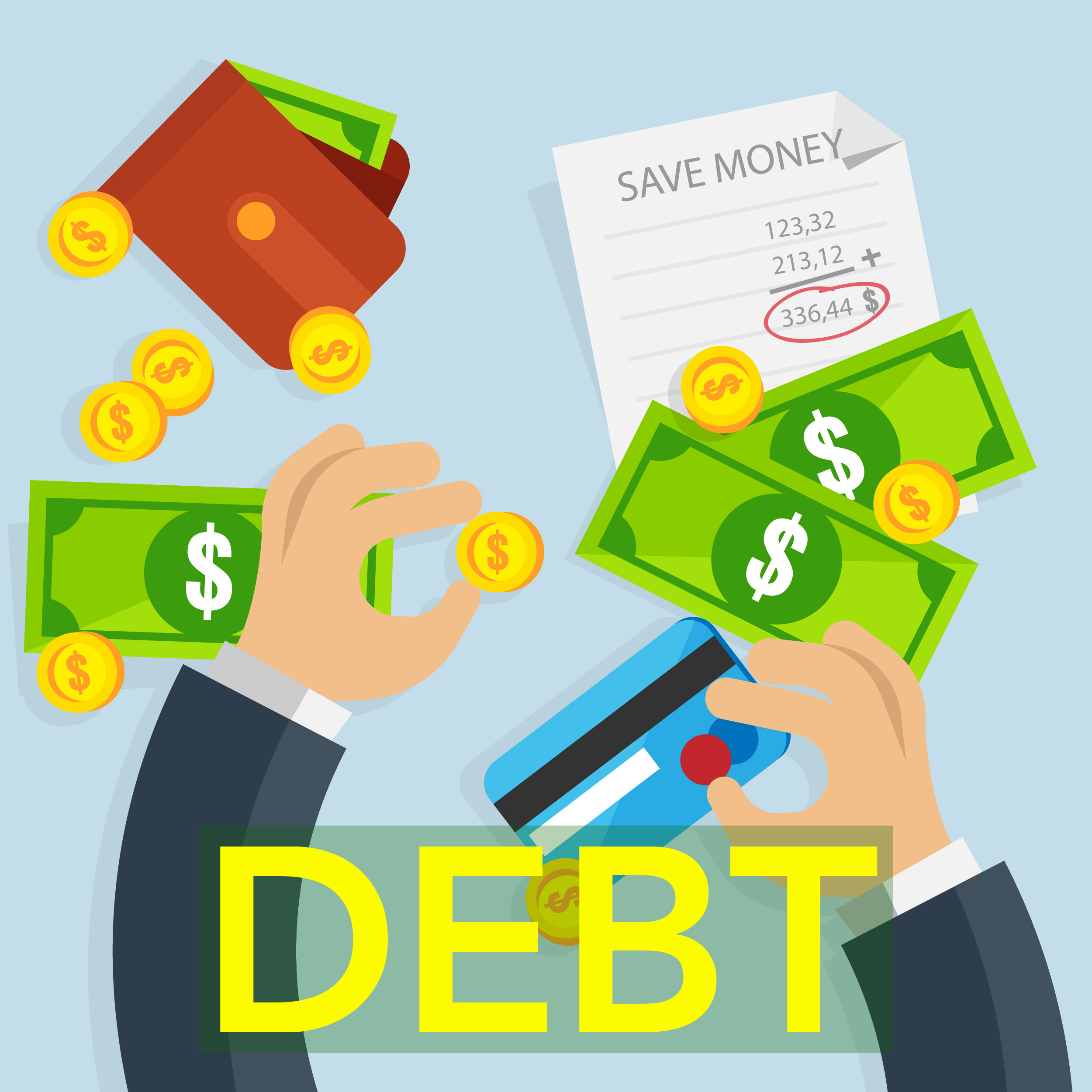 Debt | Products and Services | Nu Level Equity | Mortgage Services