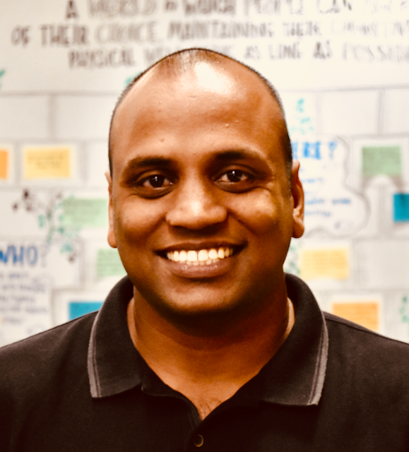 - Dr Pradeep Reddy Raamana is a postdoctoral fellow at the University of Toronto, Canada. His research concerns deriving imaging biomarkers and computer-aided diagnosis techniques with use of machine learning. In his free time, Dr Raamana is big on sports, road trips, photography and philanthropy. Dr Raamana chose Toronto for his postdoctoral work as it offers several opportunities to develop close clinical collaborations, exposure to broader fields of cognitive neuroscience, a new and different working environment, and a broader healthcare research ecosystem. In our programme, Dr Raamana was assigned as a mentor to a few early career stage researchers.