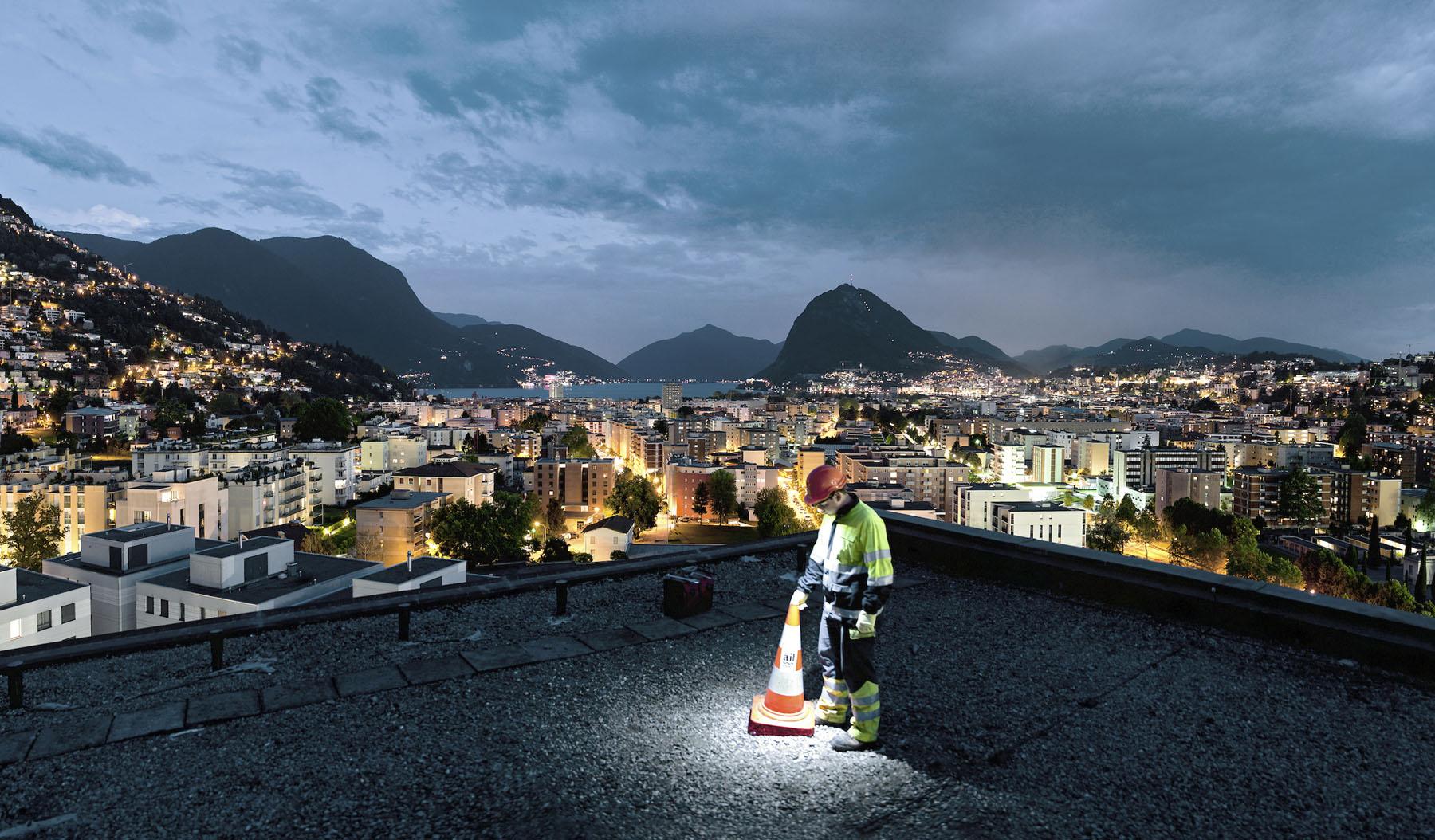 Corporate and portrait photographer in Lugano, Switzerland