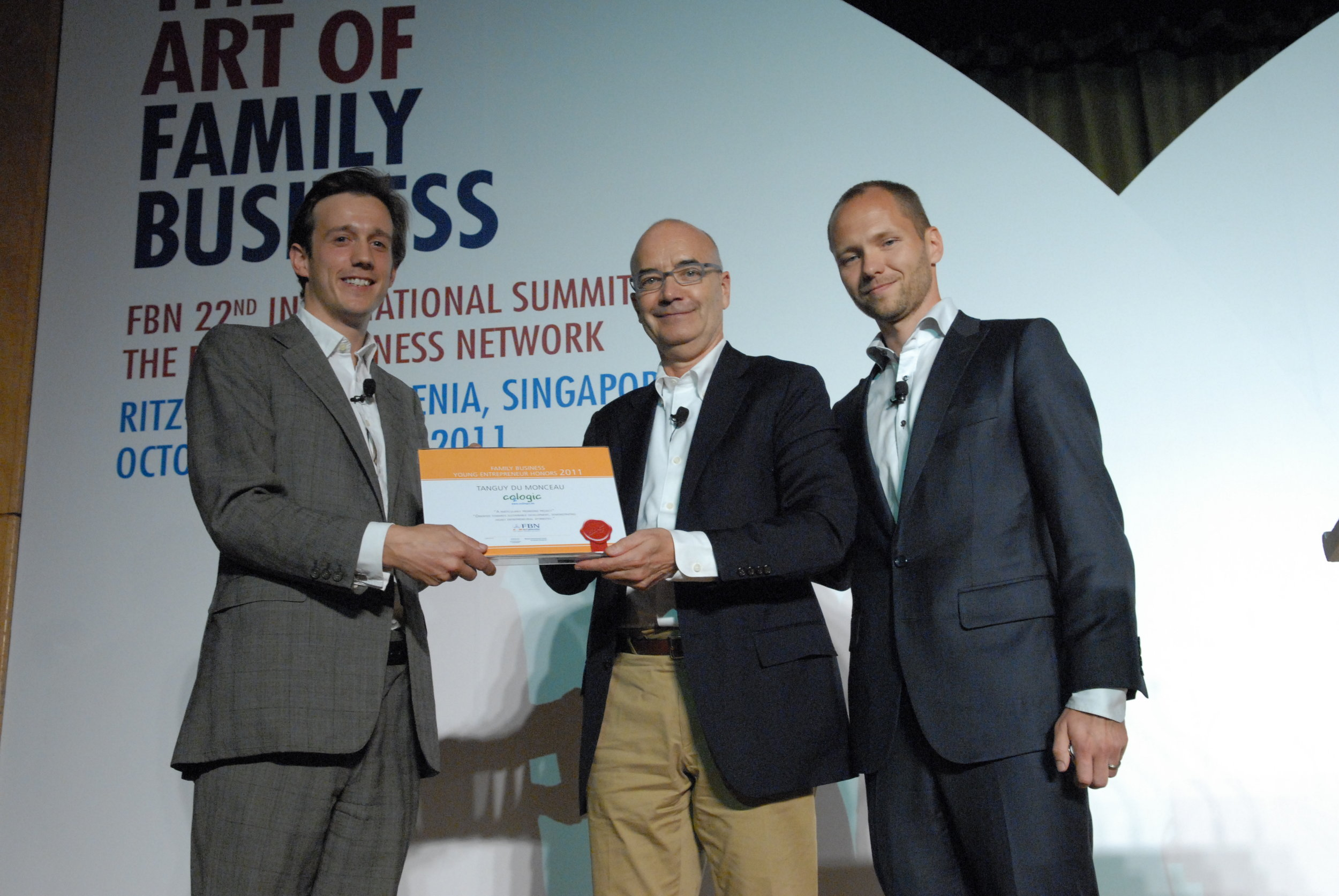 FBN 22nd International Summit in Singapore