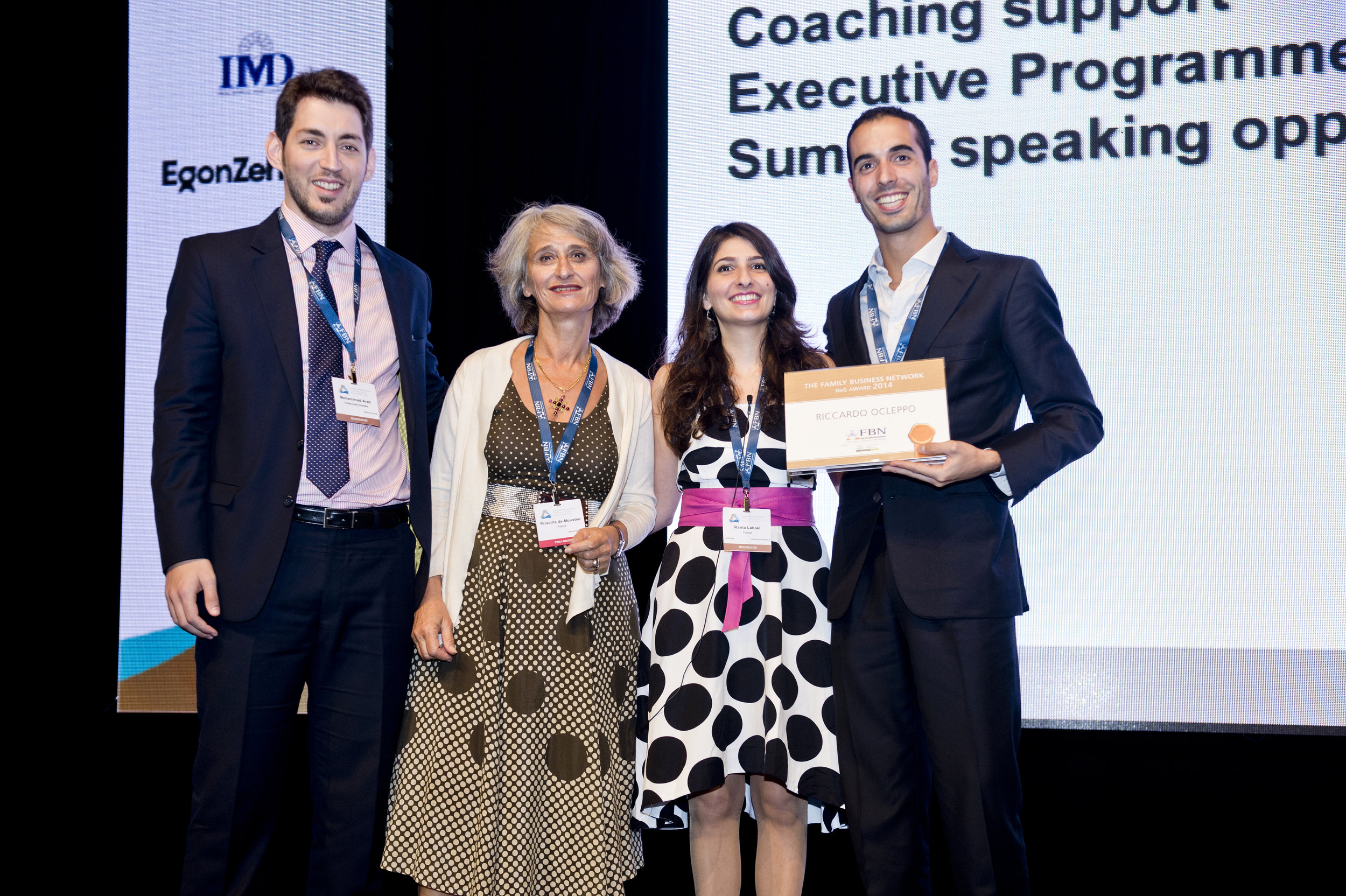 FBN 25th International Summit in Dubai,United Arab Emirates