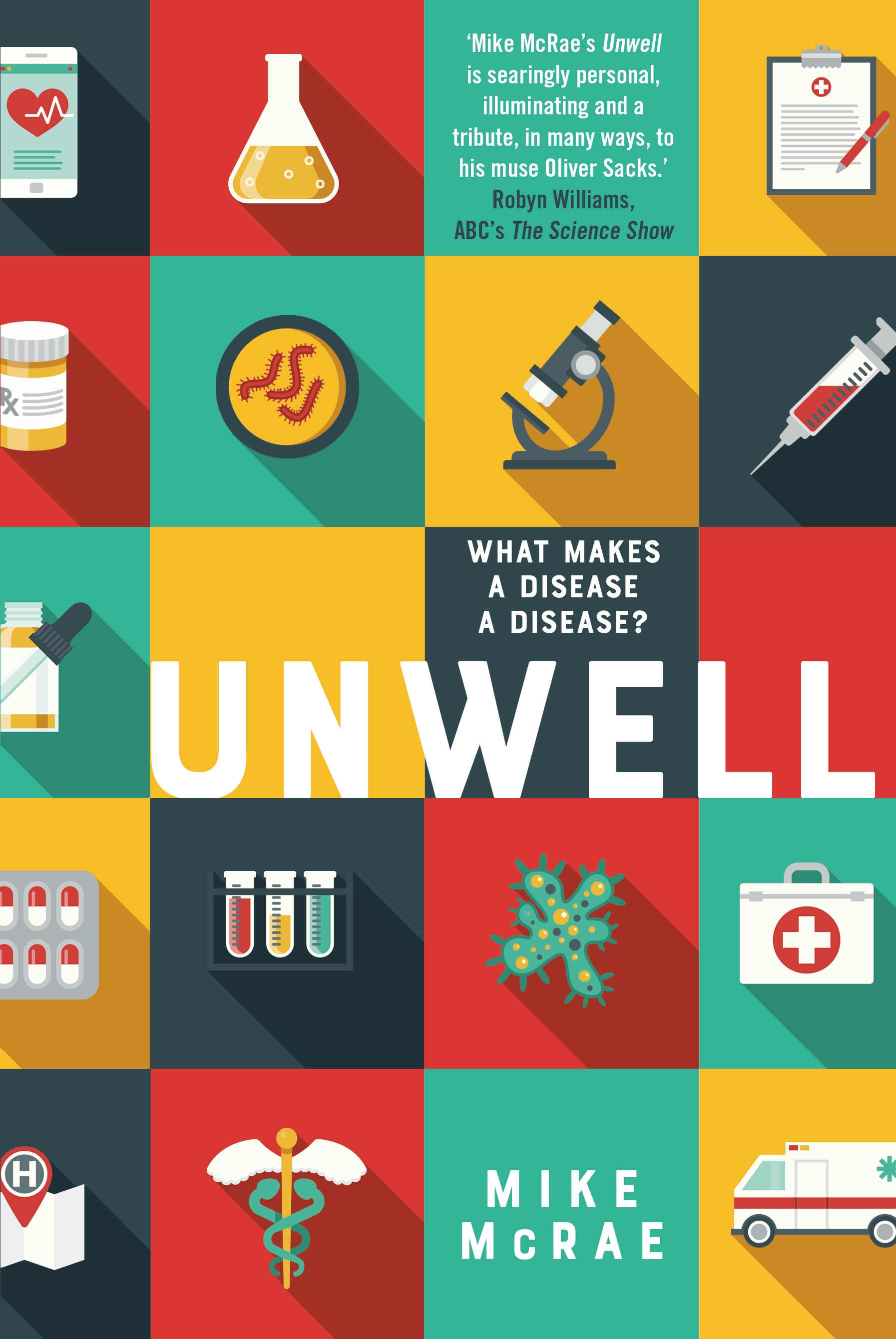 Description:  Unwell (2018)   Credit:  UQP