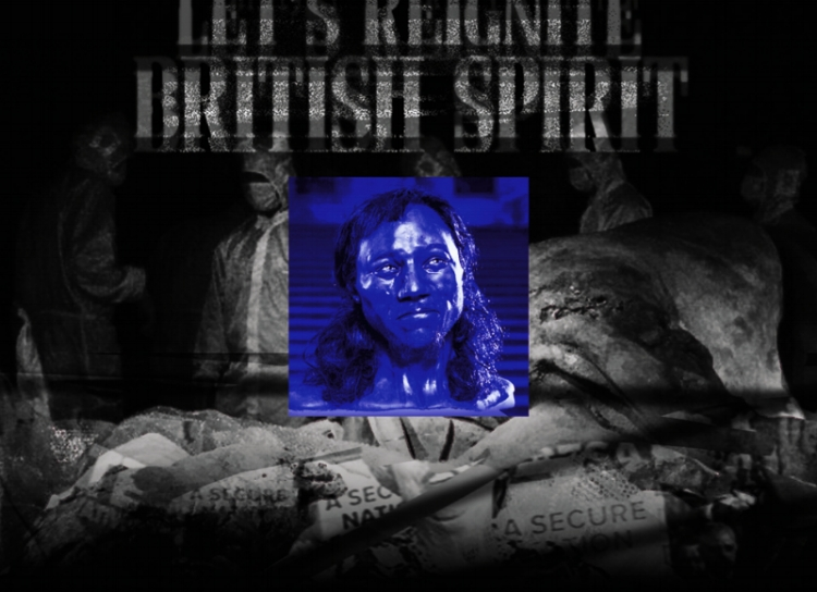 REIGNITE BRITISH SPIRIT (2).  2018.