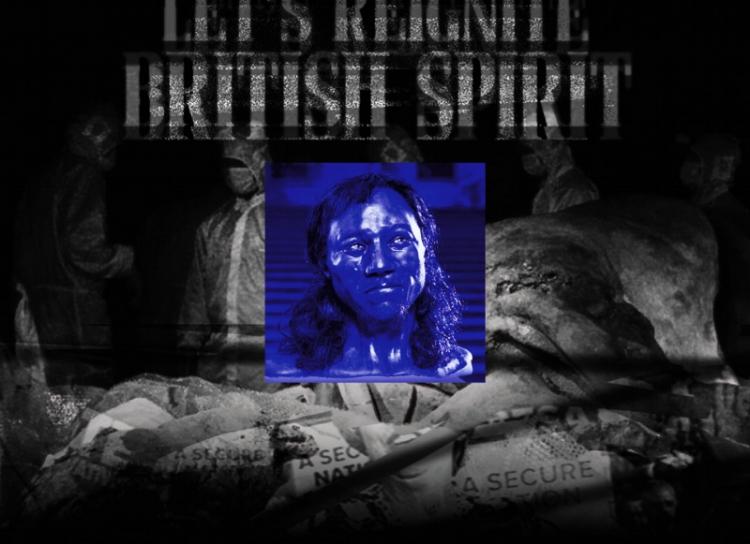 REIGNITE BRITISH SPIRIT (2).  2018.