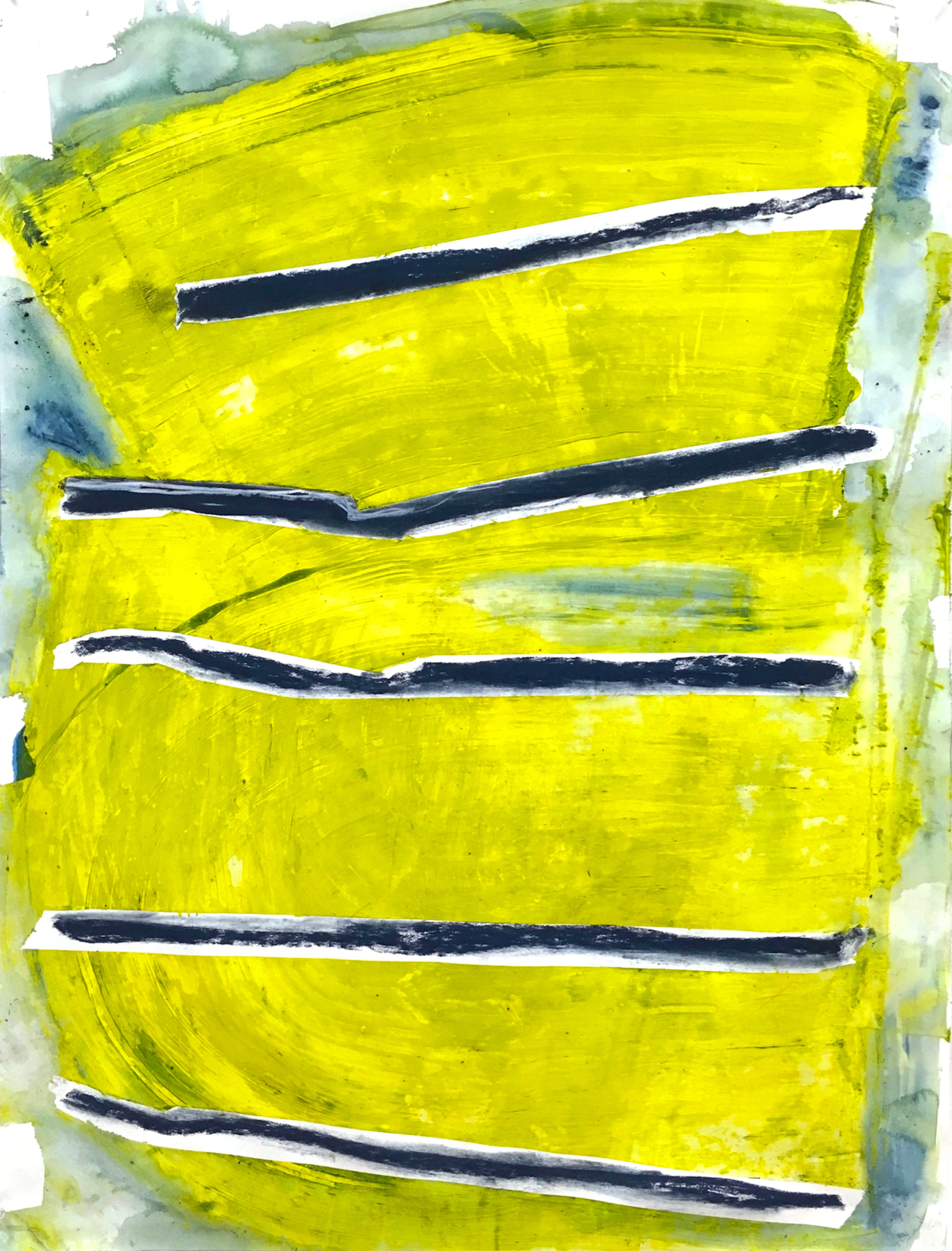 (Sold) Bars Against Chartreuse