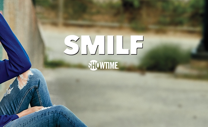 SMILF - Some of my paintings are making a temporary home on the set of Showtime's comedy television series, SMILF, written and directed by leading actress, Frankie Shaw. Keep an eye out for the works while you tune into Season 2!