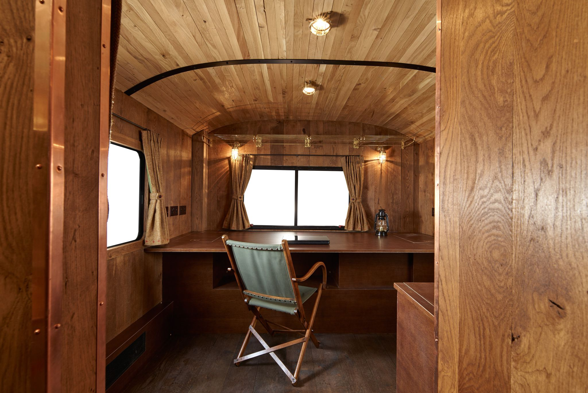 Lia Cramer interior design winnebago