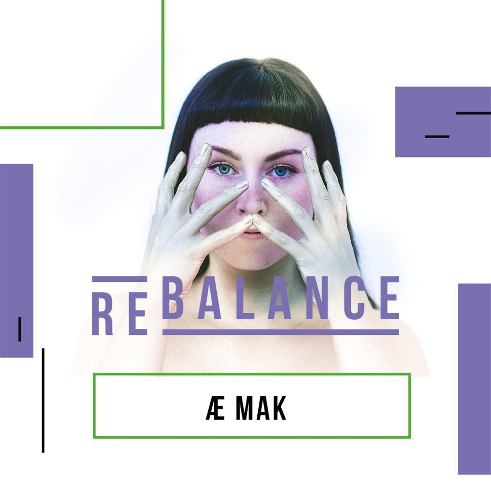 Æ MAK ReBalance Latitude Festival Irish Ireland Pop PRS