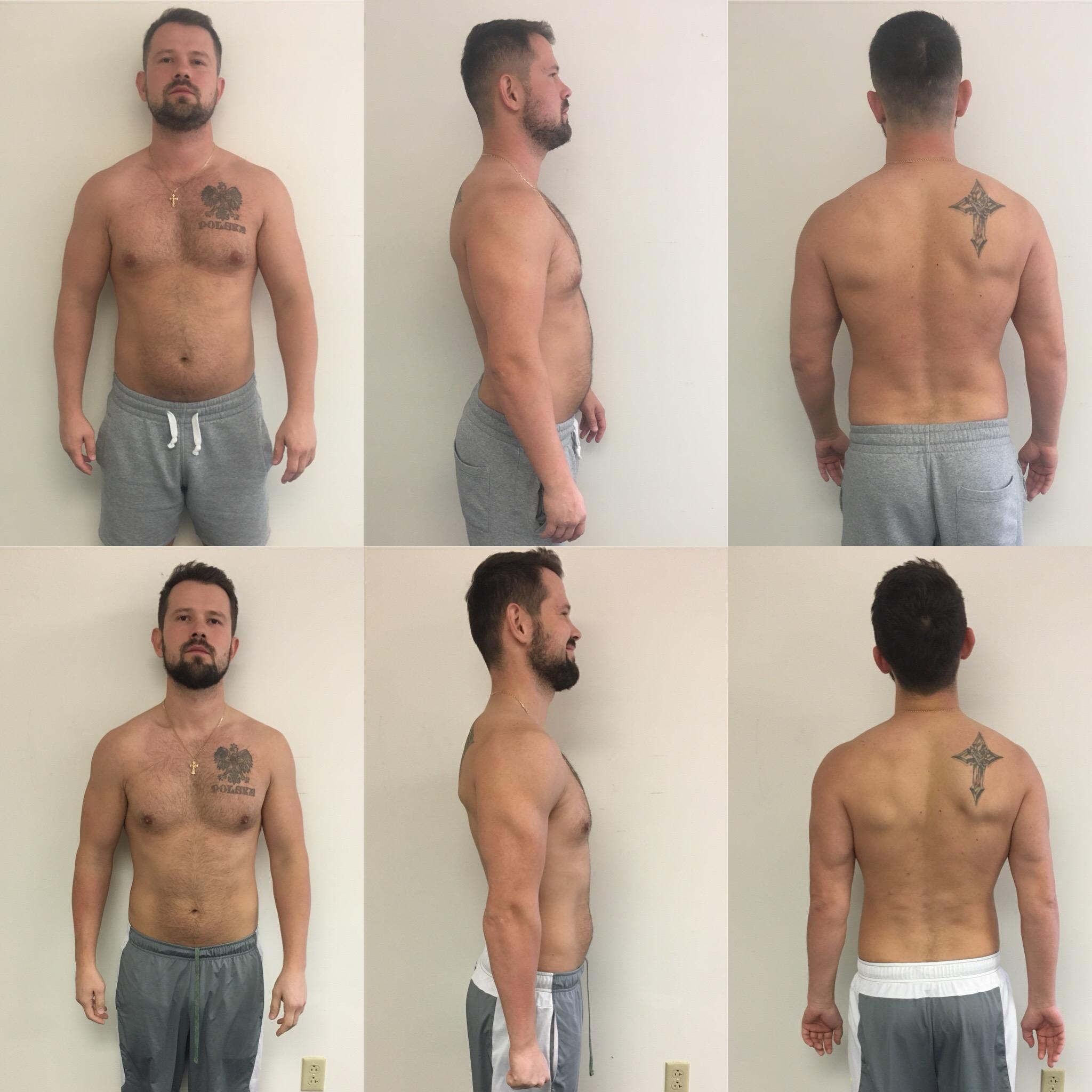 Lost 24lbs in 6 weeks!