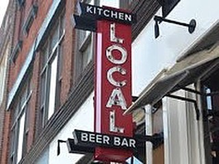 Kong Happy Hour on Saturday will be at Local starting at 630pm! See you there!