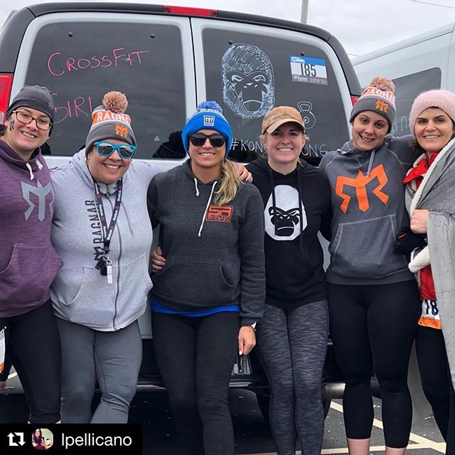 Good luck to our members running thier butts off @ragnarrelay We ❤️ your fitness! Keep it up! #kongstrong #Repost @lpellicano with @get_repost ・・・ Let the shenanigans commence! #ragnarrelay #gorillasontherun #crossfitchicks #girlswholift #girlswhorun #ripllyod #van2 @tartakovskyd @xtinabeale @alicia_t727 @mt_ctgirl73