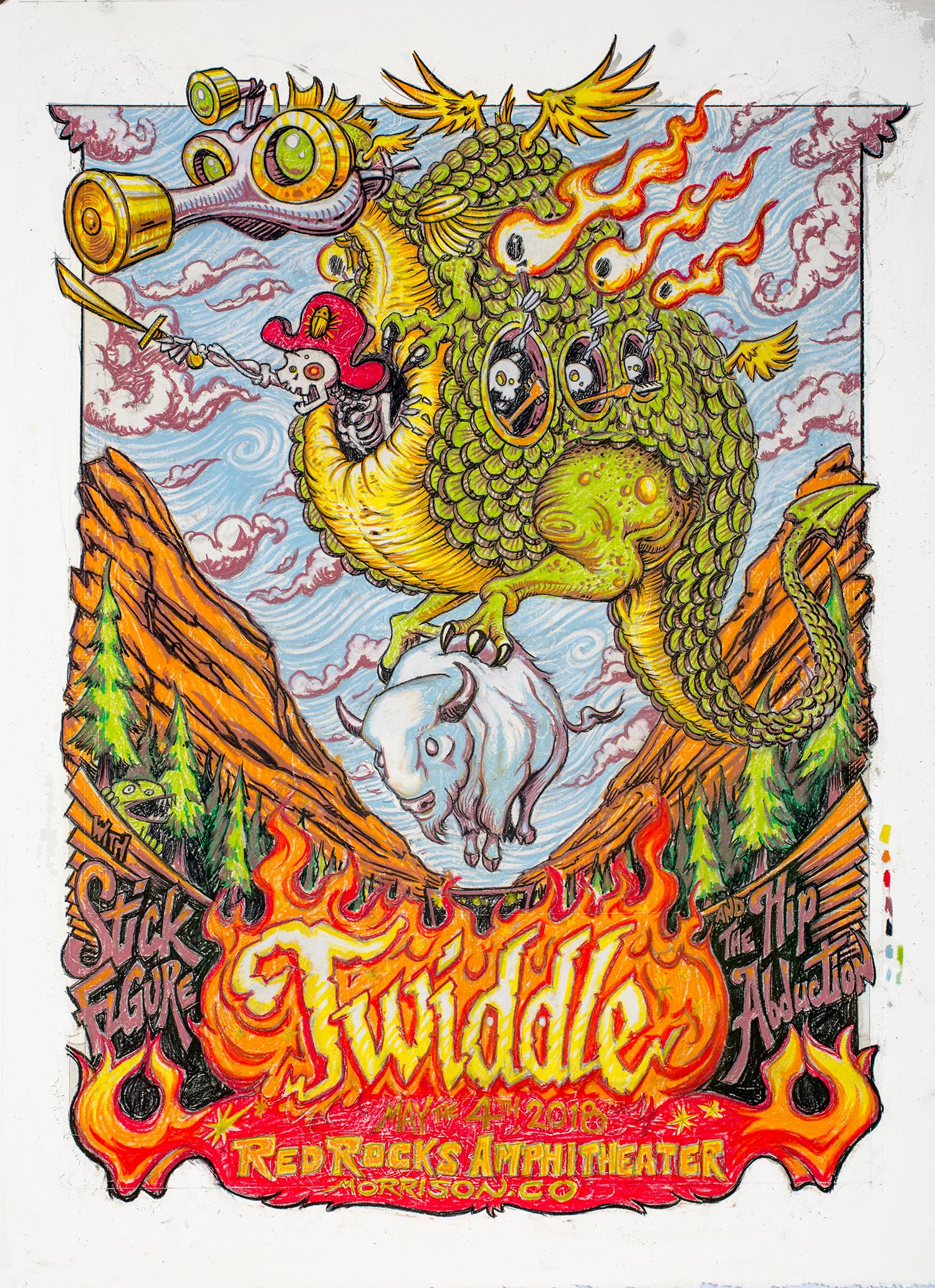 Twiddle - Red Rocks