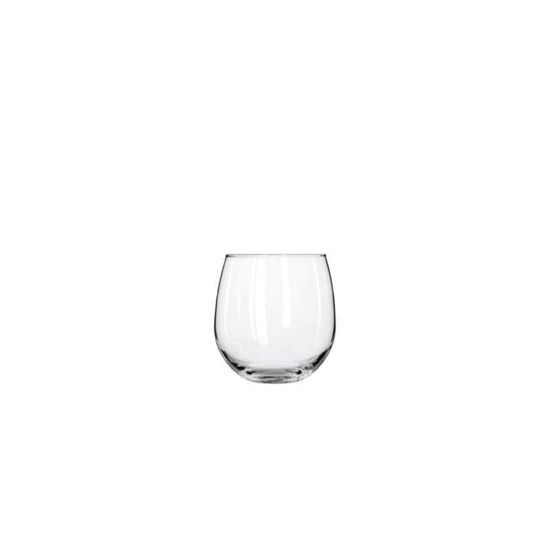 Stemless Red Wine Glass | Atlanta Party Rentals