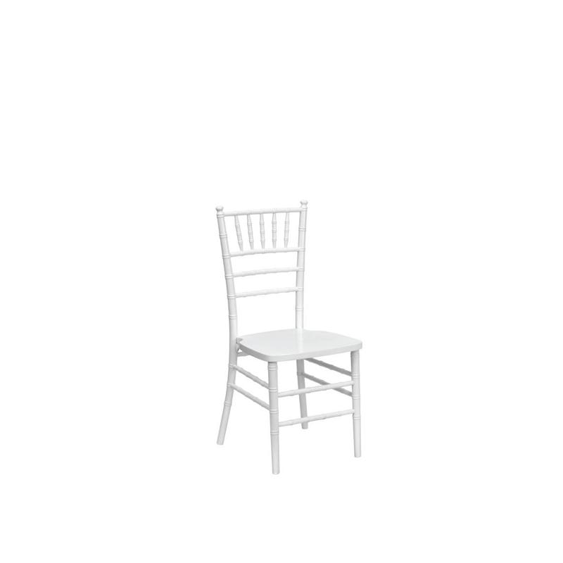 White Chiavari Chair    Atlanta Party Rentals