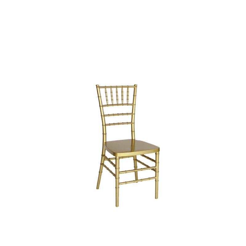 Gold Chiavari Chair    Atlanta Party Rentals