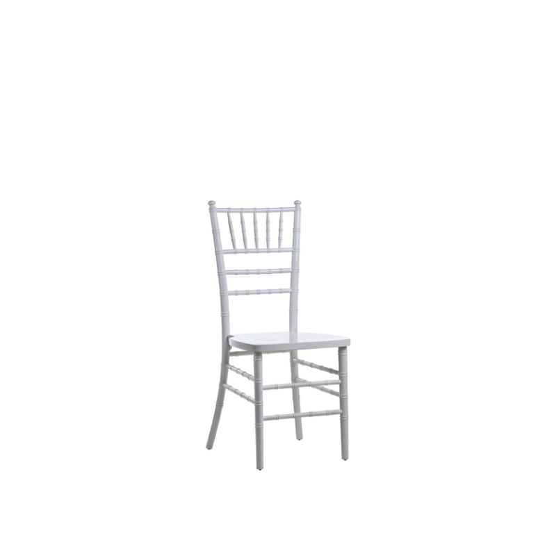 Silver Chiavari Chair    Atlanta Party Rentals