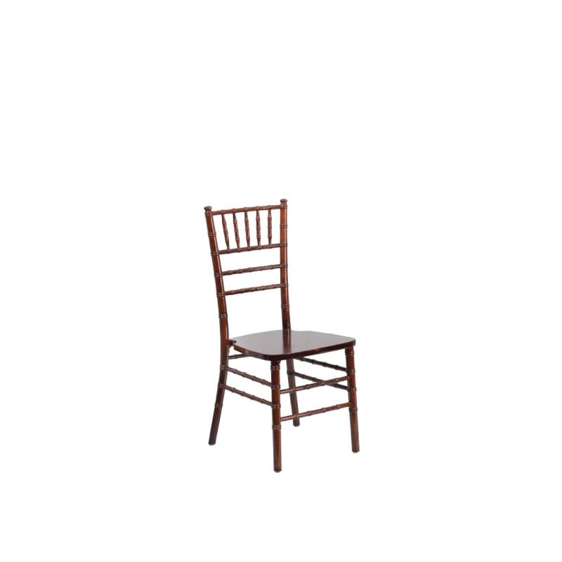 Fruitwood Chiavari Chair    Atlanta Party Rentals