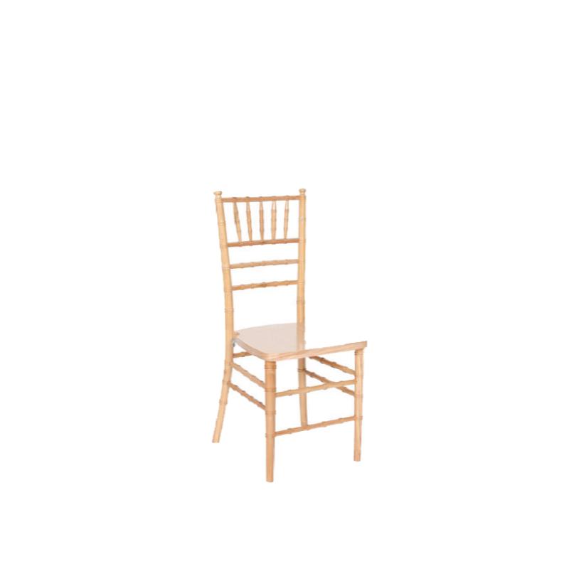 Natural Chiavari Chair    Atlanta Party Rentals