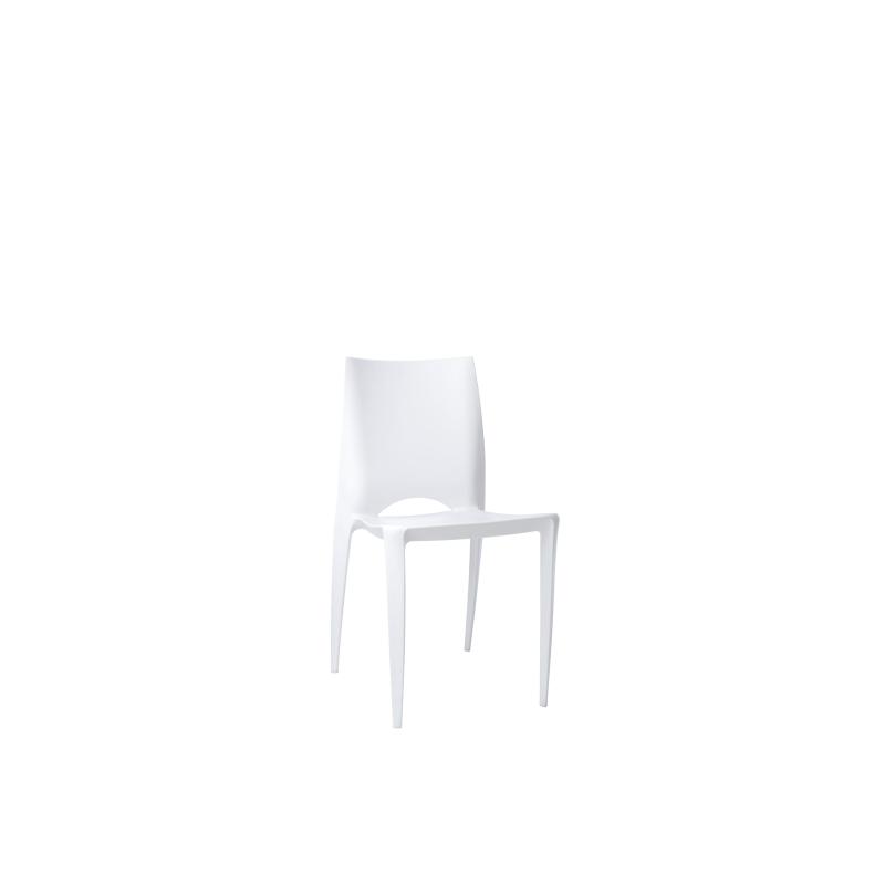 White Bellini Chair   Atlanta Party Rentals
