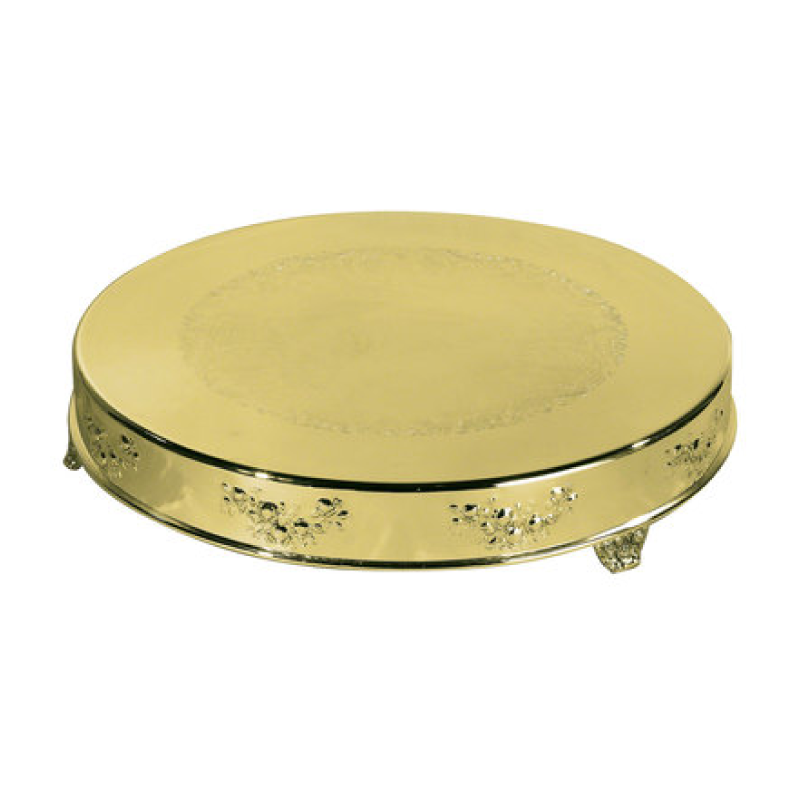 Gold Cake Stand | Atlanta Party Rentals