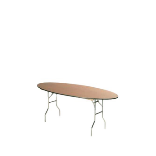 Oval Estate Table | Atlanta Party Tables