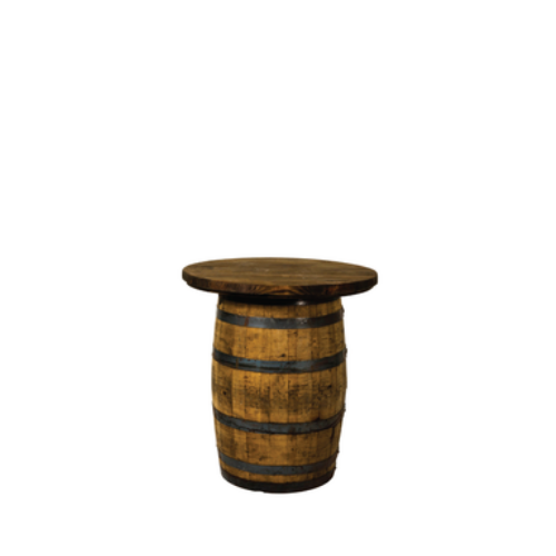 Whiskey Barrel Highboy | Atlanta Party Rentals