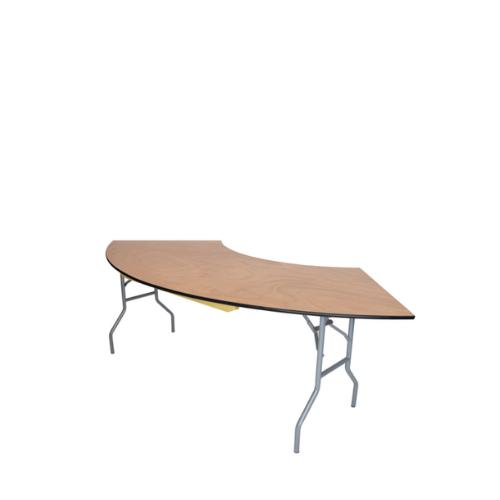 Serpentine Table | Atlanta Party Rentals