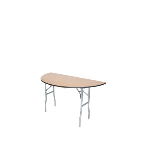 Half Round Table | Atlanta Party Rentals