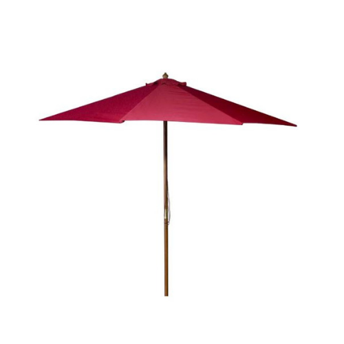 RED MARKET UMBRELLA | ATLANTA PARTY RENTALS