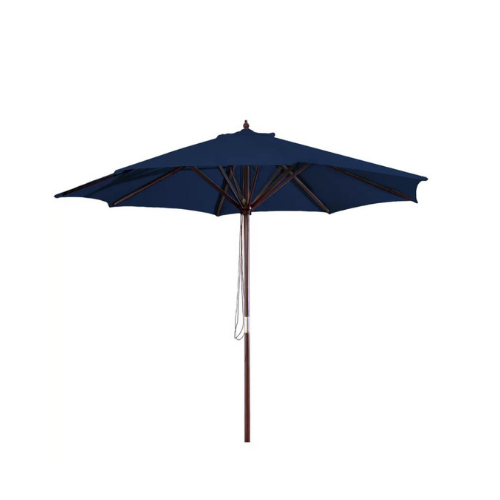 NAVY MARKET UMBRELLA | ATLANTA PARTY RENTALS