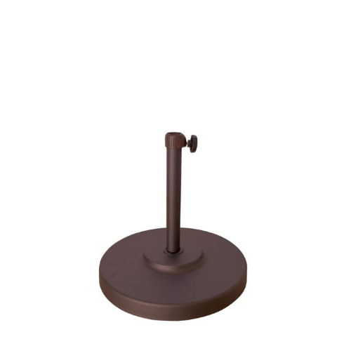 BRONZE UMBRELLA BASE | ATLANTA PARTY RENTALS