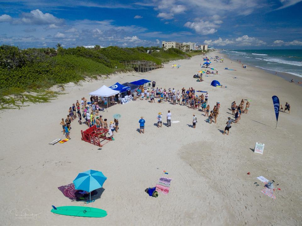 Surfrider Sebastian Inlet and Cocoa Beach Chapters - There are a number of threats to oceans and beaches from pollution, restricting public access, and large-scale projects. Surfrider Foundation is an international organization dedicated to protecting our beaches, and they engage in activities ranging from hosting surfing contests and planting sea oats, to lobbying the government for public access and environmental protections. They have devoted countless hours and numerous resources to protecting this natural reef, doing everything from beach cleanups, educational seminars, and dune vegetation planting, to organizing an offshore drilling ban, and working with our government to reduce the negative impacts of beach nourishment.