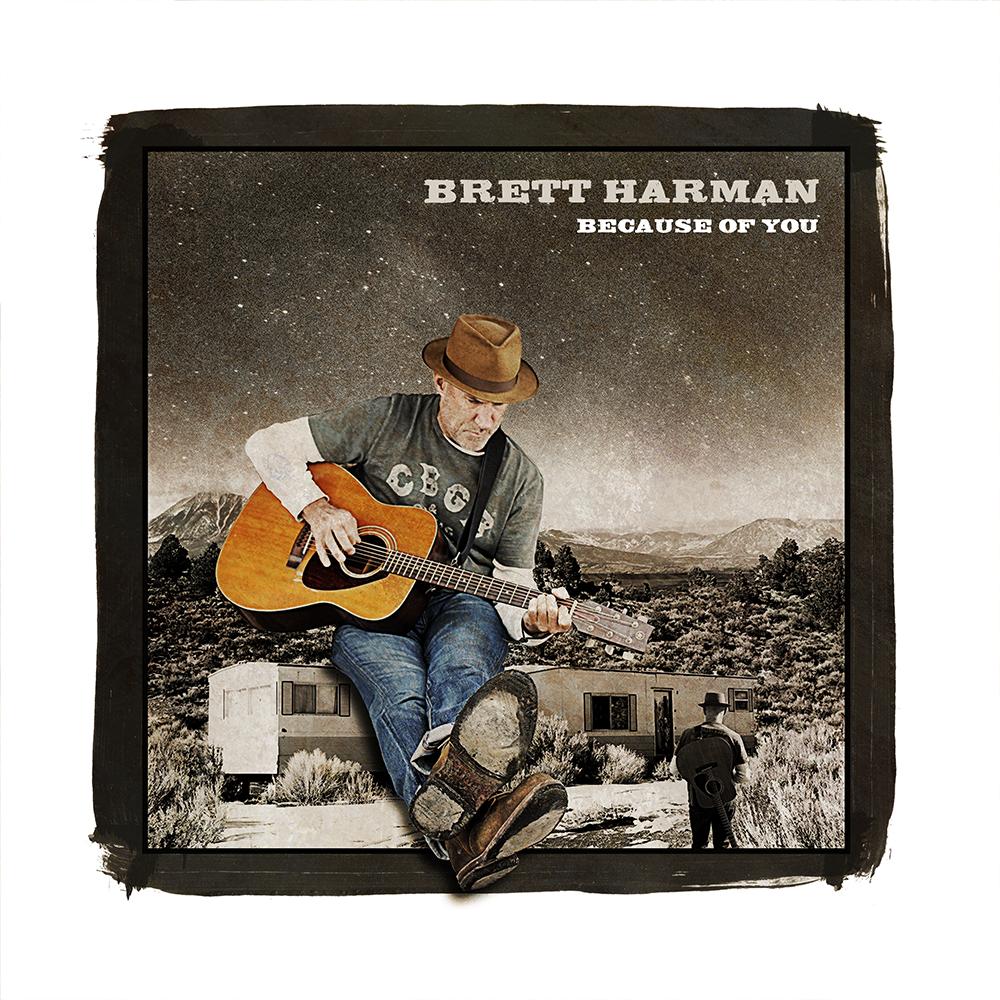 Brett Harman -