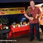 June 2016:  Our speaker was Steve Walker, a Kent chilli farmer.