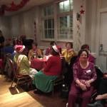December 2016:  Our Caribbean Christmas social.