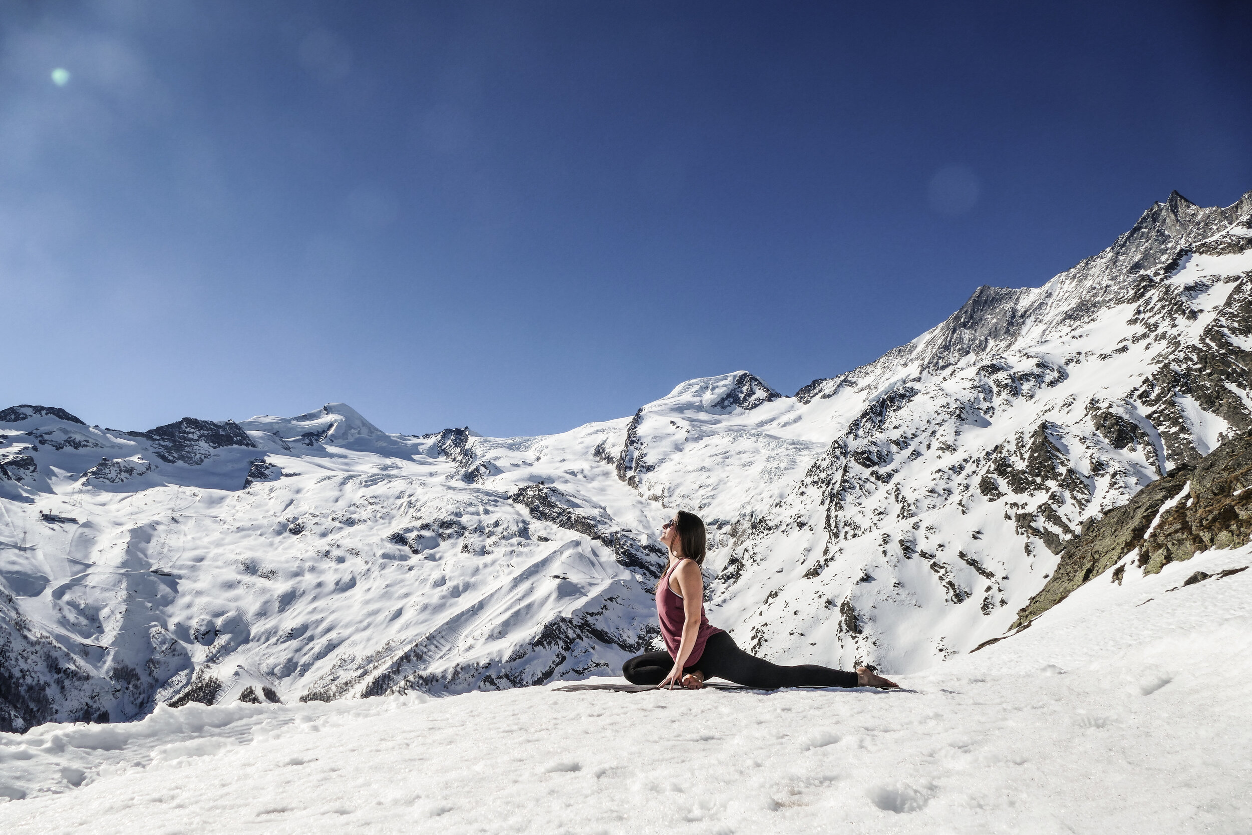 Yoga Weeks Saas-Fee
