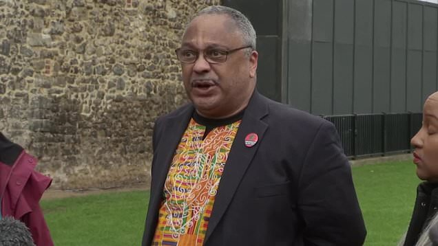 Labour witch-hunt victim: Marc Wadsworth