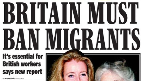 Could that perchance be the  Daily Mail ? No comment!