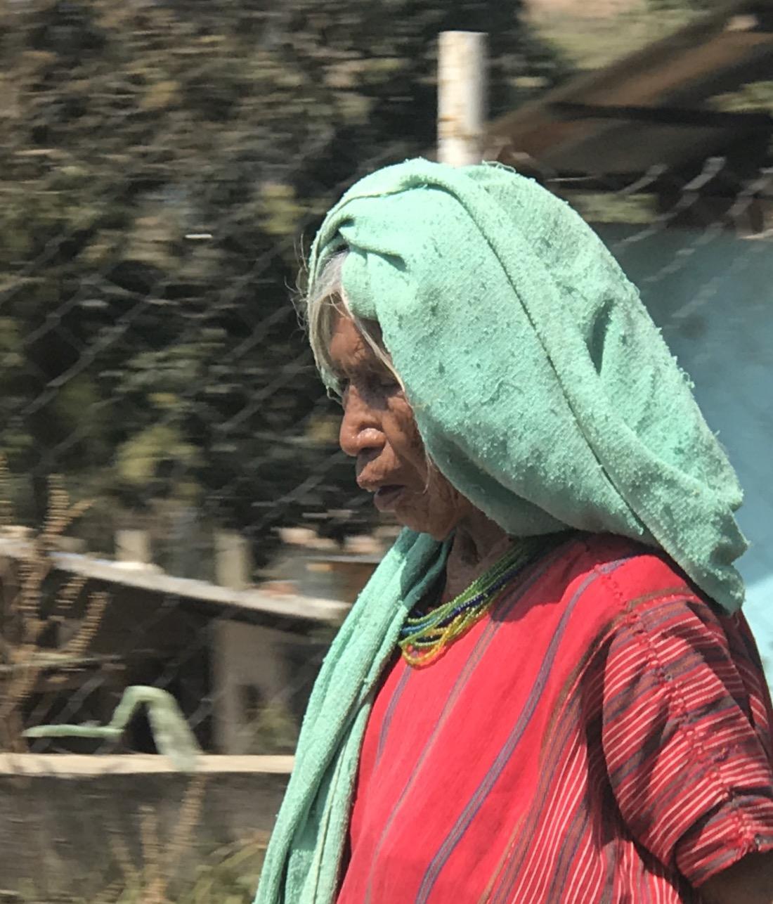 Coffee Lady - Guatemala