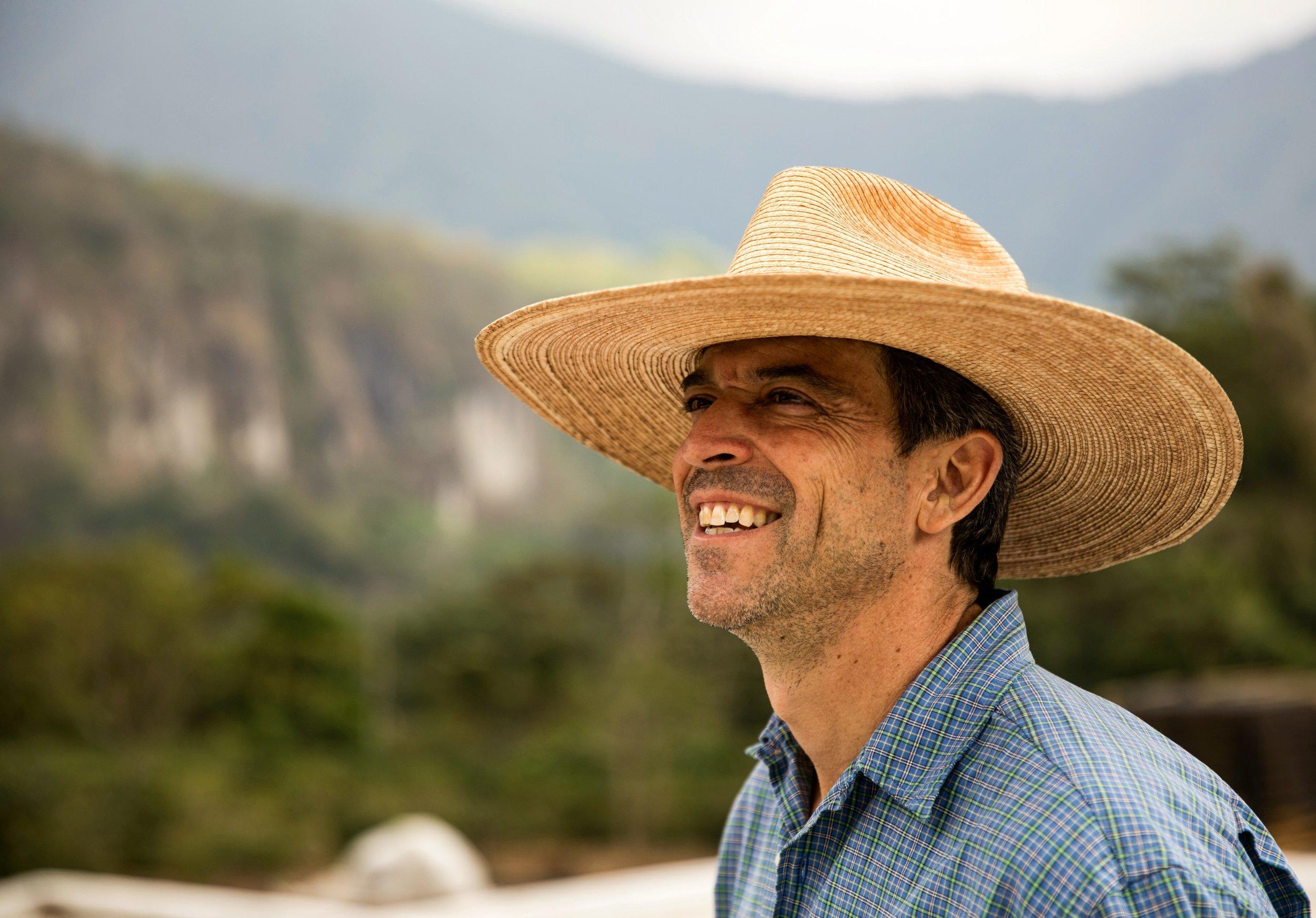 Andres, owner of Santo Tomas Pachuj - Guatemala