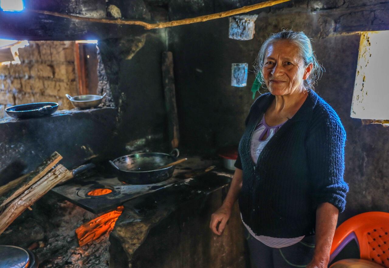 patrona of finca churupampa