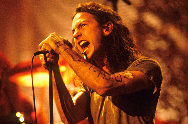 10 Times Eddie Vedder's Voice Blew Us Away -