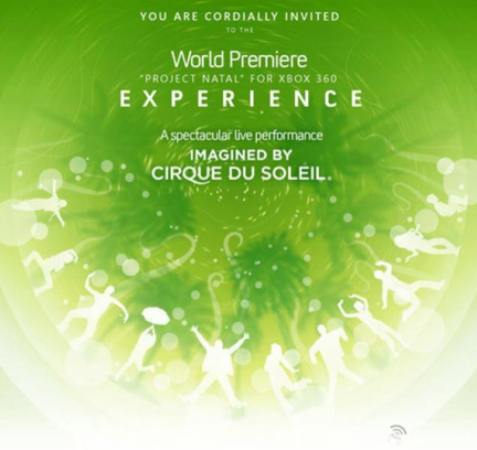 - The invite-only world premiere event