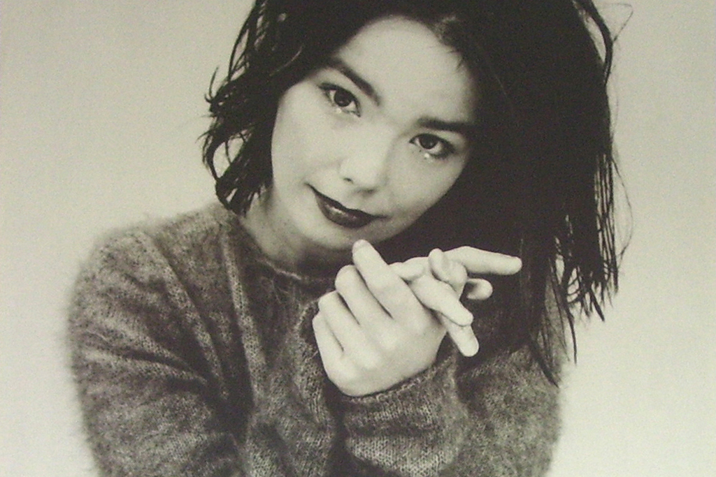 10 classic Bjork Tracks Revisited -