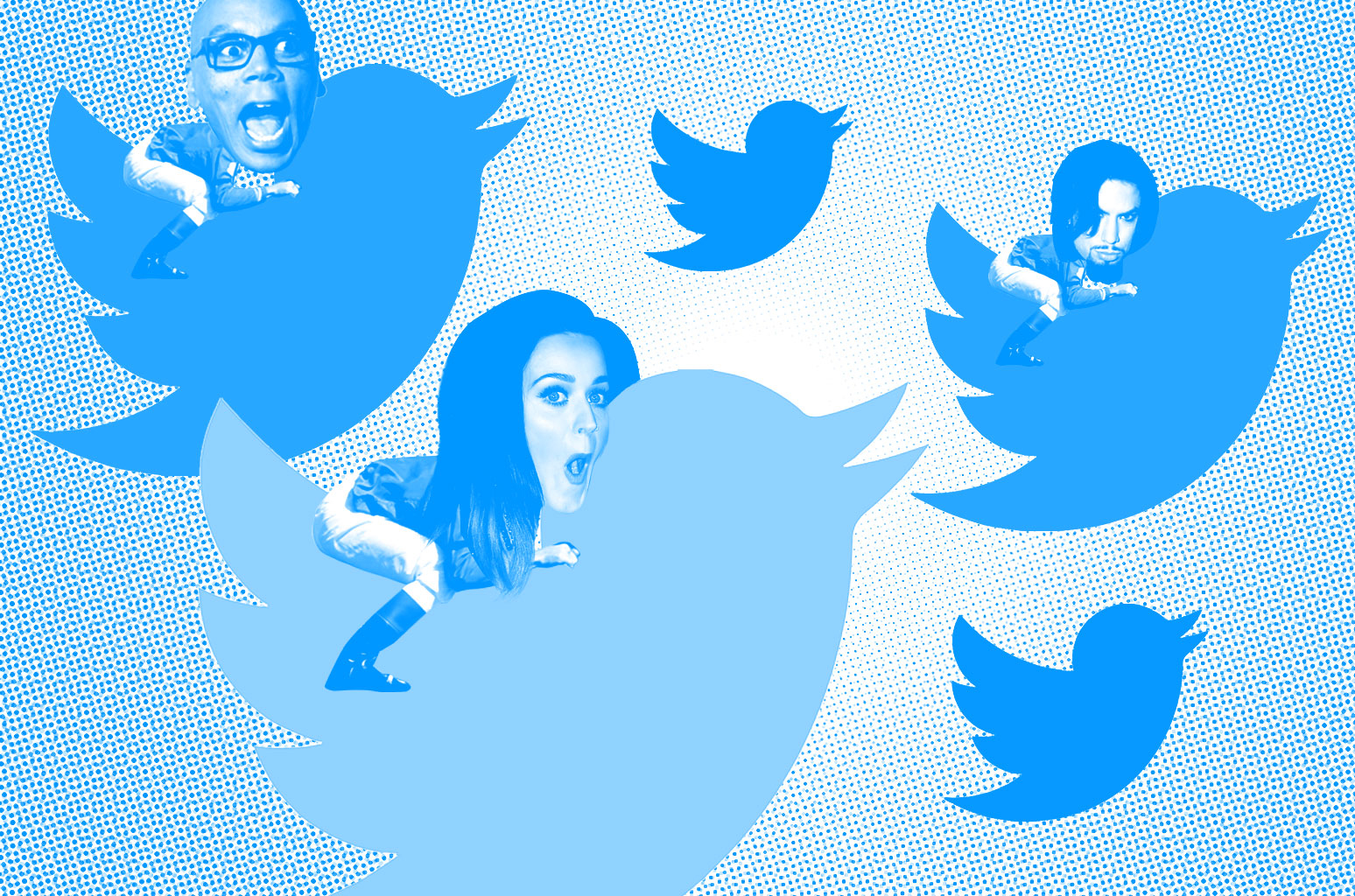 15 Artists You Need to Follow on Twitter -