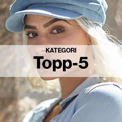 Topp 5