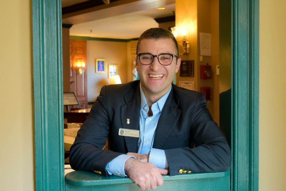 Karim Kechrid - Harbor Magic Hotels - Baltimore, MD